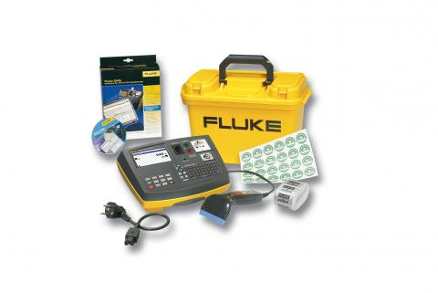 Fluke 6500-2 DE Portable Appliance Tester kit
