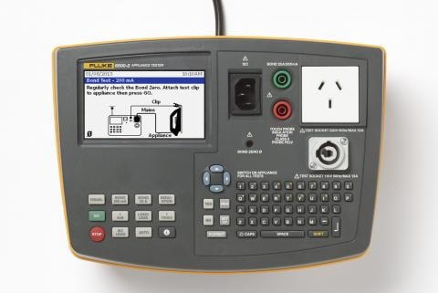Fluke 6500-2 Portable Appliance Tester 1