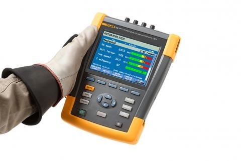 Article: Fluke electrical analysis tool verified to measure torque without halting motor operation - 6