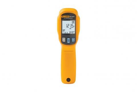 Non Contact Infrared Thermometer | Contact IR Thermometers | Fluke