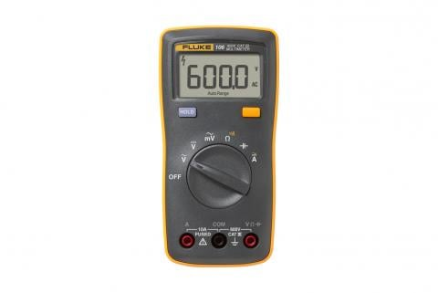 Fluke 106 Digital Multimeter/i400E Clamp Kit 1