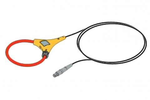 Fluke 3210-PR-TF 1000A Flex Thin Flex Current Probe (24 inch/60cm) - 1