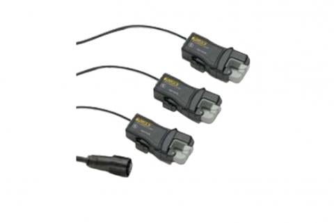 Fluke I1A/10A 1 Phase Mini Current Clamp Set for Power Quality - 1