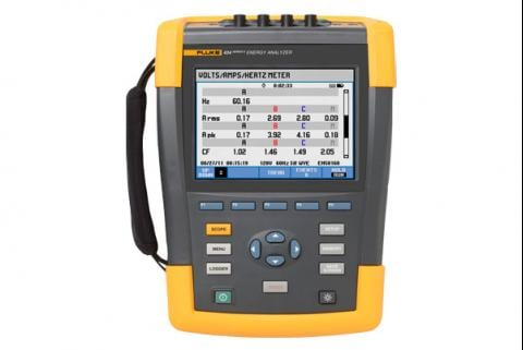 Fluke 434 Series II Energy Analyzer