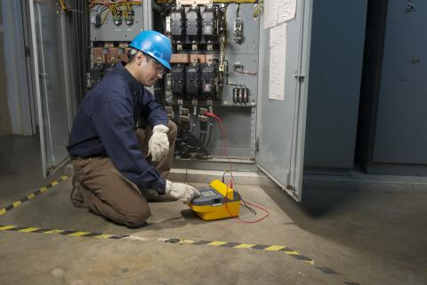Using motor insulation resistance testing to prevent downtime