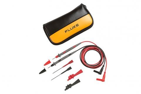 Fluke TL80A Basic Electronic Test Lead Kit -1