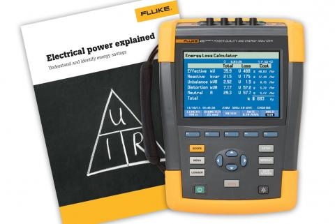 Fluke 435 Series II: Electrical Power Training Program