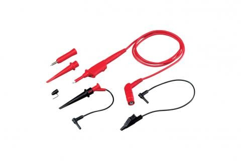 Fluke VPS200-R Voltage Probe Set, Red 200 MHz (one red)