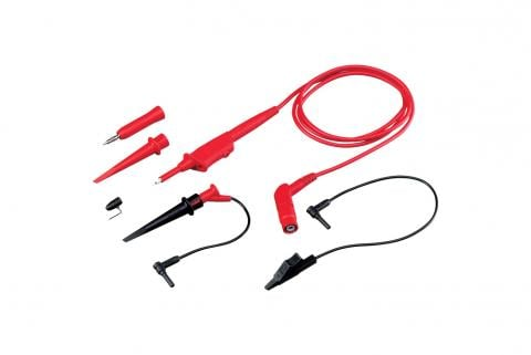 Fluke VPS100-R 10:1 Voltage Probe Red 100 MHz (one red)