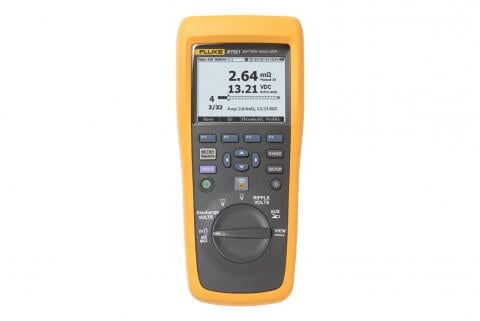 Fluke 500 Series Battery Analyzer