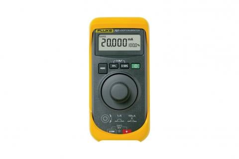 Fluke 707 Current Loop Calibrator with Quick Click Knob