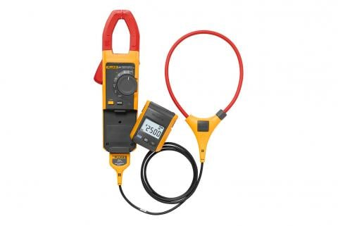 Fluke 381 Remote Display True RMS AC/DC Clamp Meter with iFlex®
