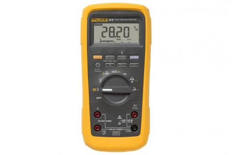 Fluke 28 II Robustes Digitalmultimeter