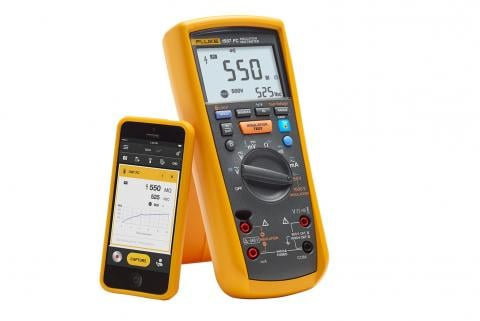 Fluke 1587 FC Isolationsmultimeter