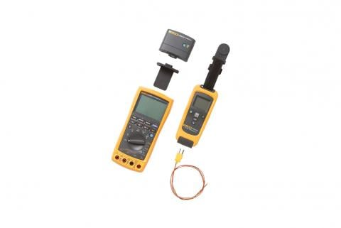 Fluke 789 FC ProcessMeter™ and Temperature Kit