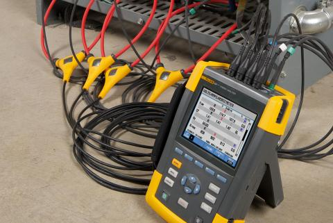 NEC now requires available fault current labeling