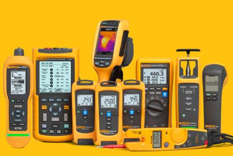 New Fluke products