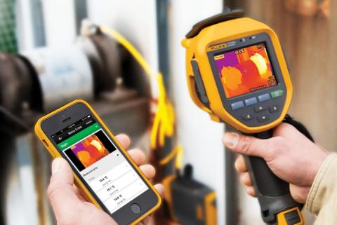 Thermal cameras and gas detectors