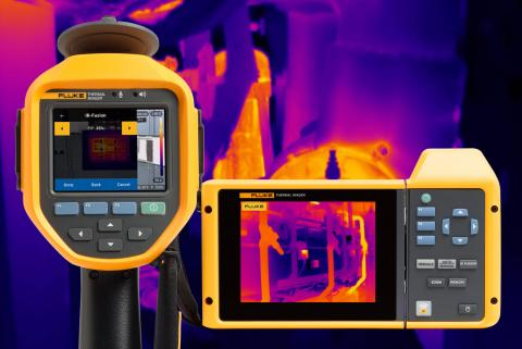 High resolution infrared cameras