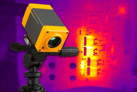 Mounted infrared cameras