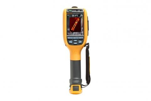 Ti110 Fluke Infrared Camera for Industrial and Commercial Applications