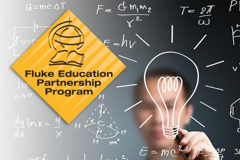 Fluke Education Partnership Program