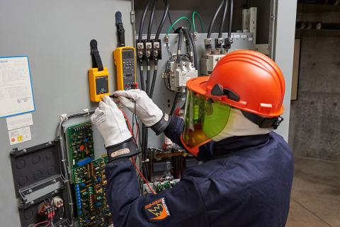Electrical measurement safety videos