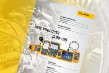 2018-2019 Fluke Test Tool Catalog: New Products Insert