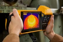 High resolution infrared inspection applications for preventive maintenance