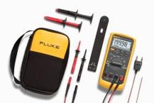 Fluke 87V / E2 Electrician Combo Kit What's in the Box