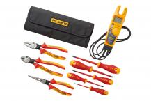 Fluke T6-1000 Electrical Tester plus insulated hand tools starter kit