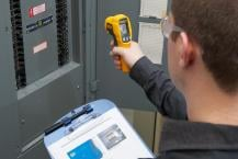 Infrared thermometers: electrical, industrial, and HVAC applications