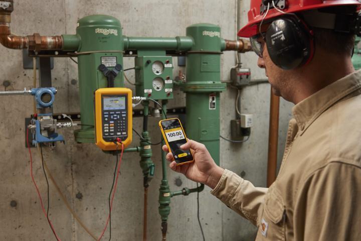 使用 Fluke 过程校准仪进行调试、故障排除和校准