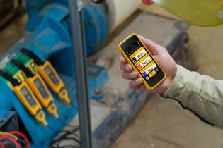 Test and measurement solutions for preventive maintenance programs