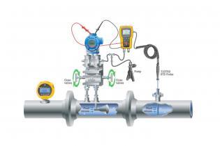 气体监护传输流量计算机标定