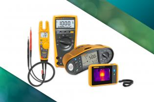 Special offers on many top Fluke instruments!