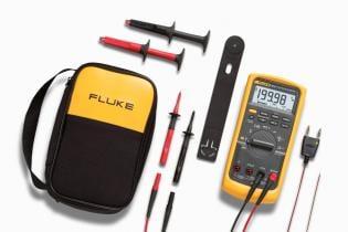 Mochila De Ferramentas De Eletricista Fluke + Kit Básico De