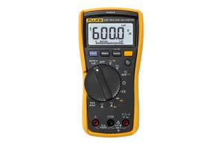 Fluke 117 Electrician's Ideal Multimeter with Non-Contact Voltage