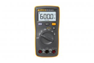 Fluke 107 Digital Multimeter i400E Clamp Kit 1
