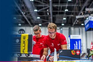 2019 WorldSkills Competition