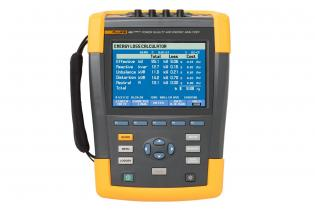 Fluke 435 Series II Basic Power Quality and Energy Analyzer front view