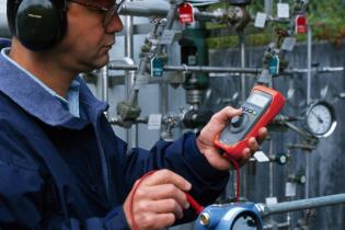 Alat ukur standar intrinsically safe