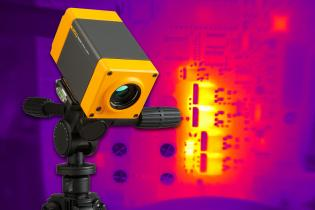 High definition mounted infrared cameras