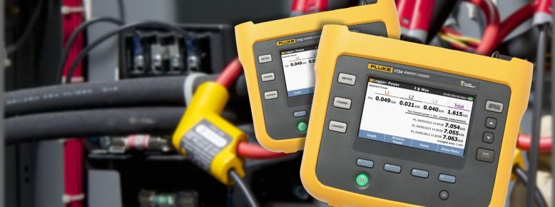 Fluke Industrial Electrical Test Tools | Thermal Imaging