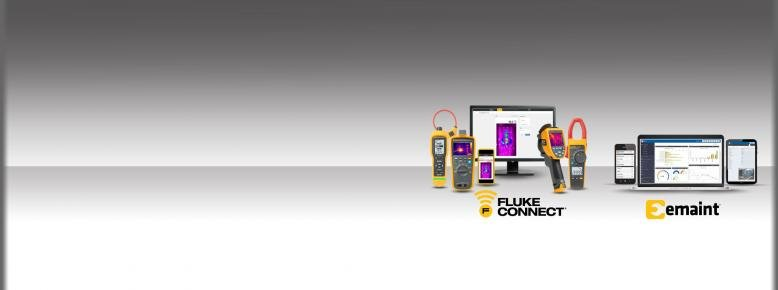eMaint is now part of the Fluke family