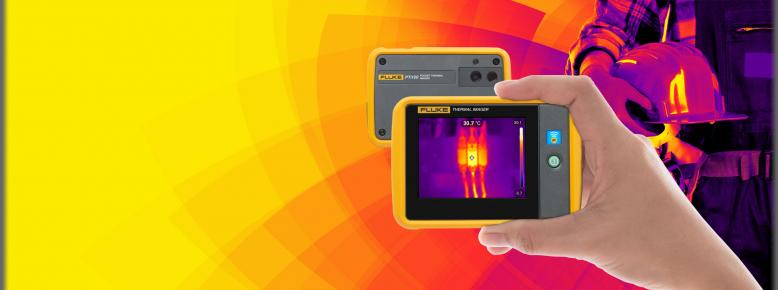 Fluke PTi120 Pocket Thermal Imager