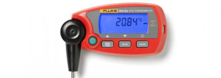 Verifying portable thermometers