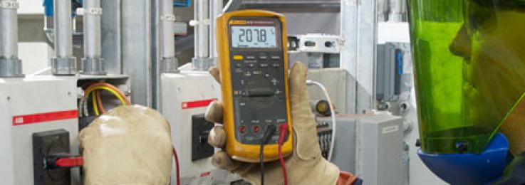 Why ruggedness matters in a digital multimeter