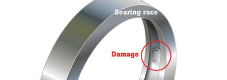 Troubleshooting motor bearing wear