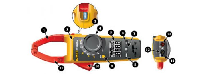 What is a clamp meter?